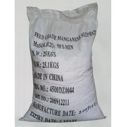 Mangan Sülfat 25 KG (Manganase sülfate)