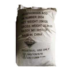 FOSFOROZ ASİT 25 KG (fosfit) Fosforöz Asit