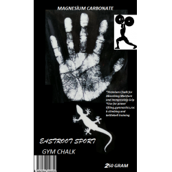 Eastroot Gym Chalk Magnezyum Toz Pudra Halter  Dağ Tırmanış Ve Jimnastik Için 250 Gr