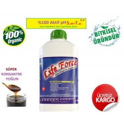 %25 Humik Fulvik Asit Organik Sıvı  Life Force 5 litre Gübre