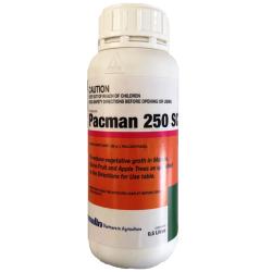 Pacman 500 cc Paclobutrazol 250 sc fide durdurucu